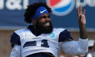 Will No Preseason Work Hurt Ezekiel Elliott's Early Season Production?