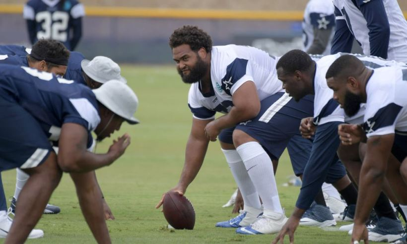 Does Dak Prescott Need More Playing Time With Joe Looney?