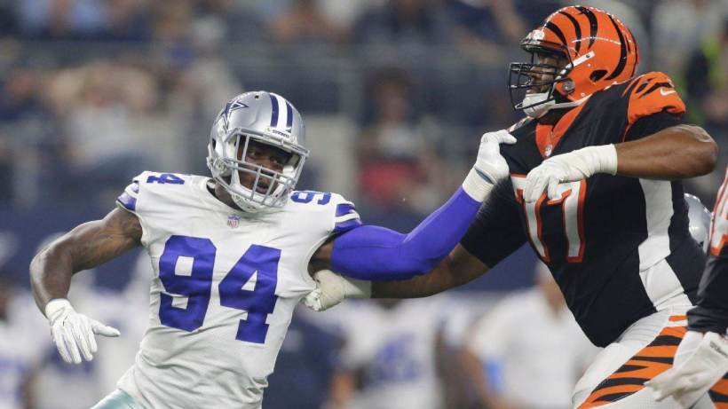 """I Wasn't Nervous"", Randy Gregory Anxious for More After Preseason Debut"