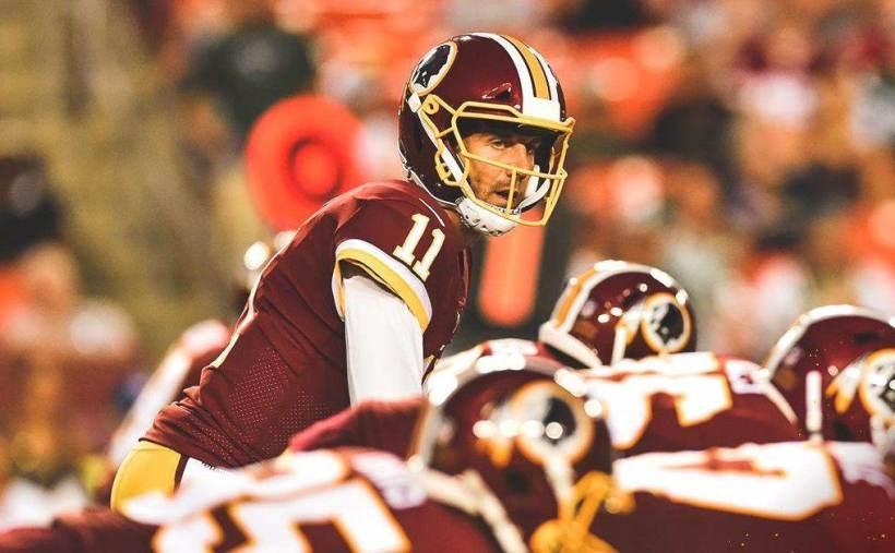 Alex Smith, Redskins