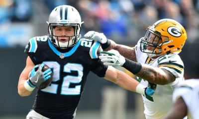Film Review: RB Christian McCaffrey Presents Long List Of Problems For Cowboys Defense