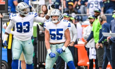 LB Leighton Vander Esch Rare Bright Spot In Cowboys Disappointing Loss