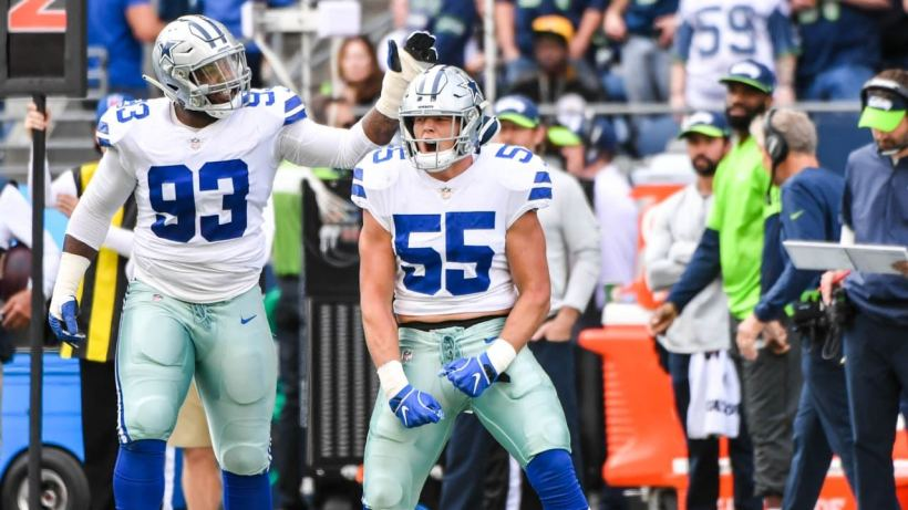 LB Leighton Vander Esch Rare Bright Spot In Cowboys Disappointing Loss