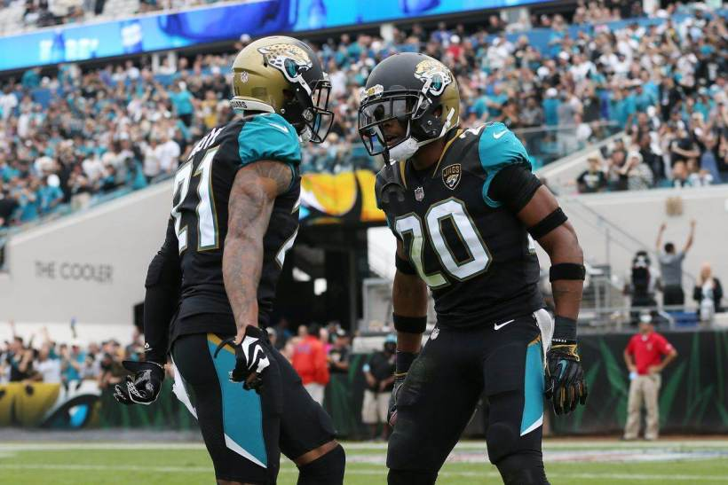A.J. Bouye and Jalen Ramsey