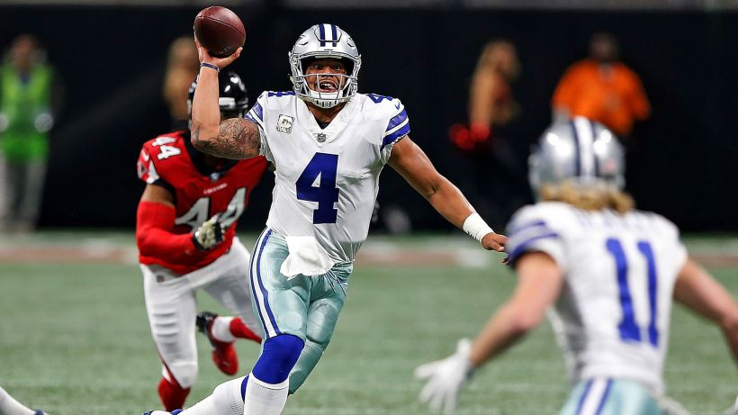 Dak Prescott and Coaches Both to Blame for Cowboys Offensive Woes