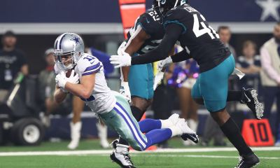 Dallas Cowboys Beat Jacksonville Jaguars 40-7: Who are the 3 Stars?