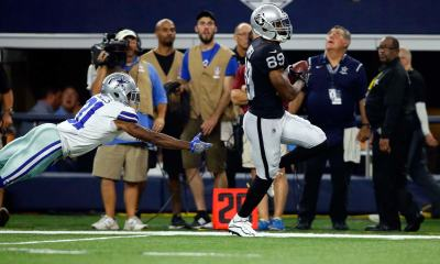 Dallas Cowboys Interest in Raiders WR Amari Cooper Increases