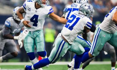 Sean's Scout: Evaluating Dak Prescott As Play-Action Passer Against the Lions