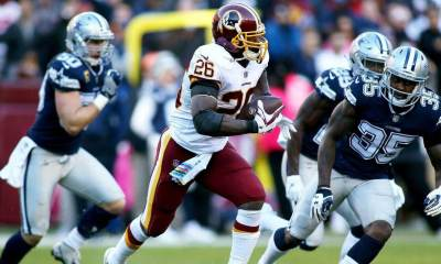 Containing RB Adrian Peterson Cowboys' Top Priority on Defense