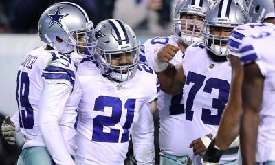 DAL 31, WAS 23: New-Look Triplets Lead Cowboys To Huge Win