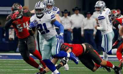 The Good, The Bad, and The Ugly for Cowboys Against Buccaneers 4