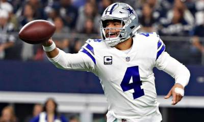 Dak Prescott Clutch in 4th Quarter & OT in Win Over Eagles 3