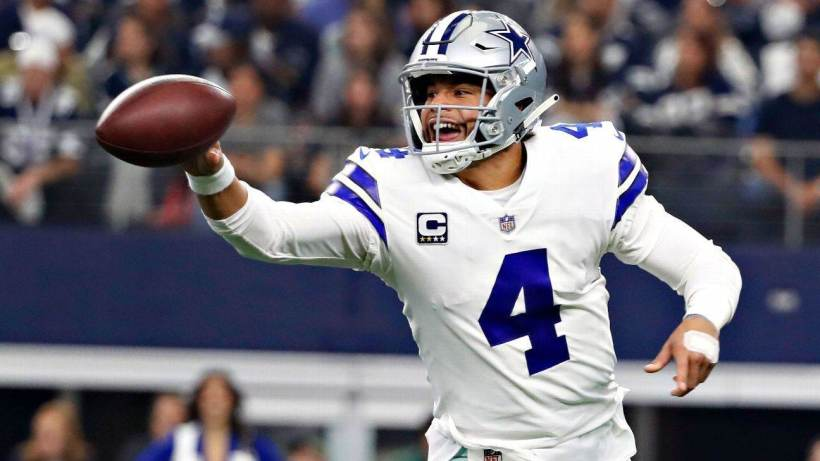 14f7a177a6d Dak Prescott Clutch in 4th Quarter & OT in Win Over Eagles 3