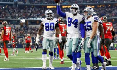 Cowboys NFL Draft Risks Are Paying Off