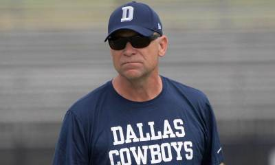 Is Scott Linehan Holding Playoff-Hopeful Cowboys Back on Offense?