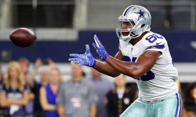 Will Blake Jarwin's Ankle Injury Open the Door for Rico Gathers?