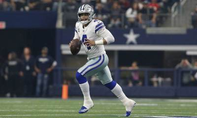 Cowboys Quarterback Dak Prescott Hot Heading into the Playoffs