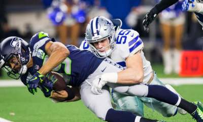Playoff Spotlight Shines on Cowboys Rookie Leighton Vander Esch