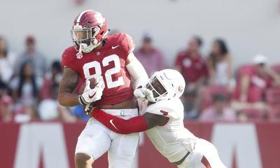 Cowboys Draft Target: Alabama TE Irv Smith