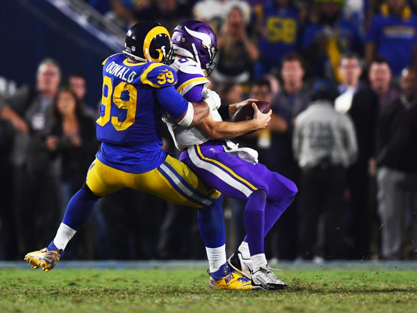 Cowboys Must Win in Trenches on Both Sides of Ball at LA Rams 1