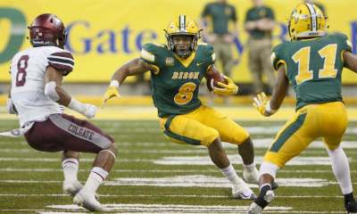 Cowboys Draft Target: North Dakota State RB Bruce Anderson