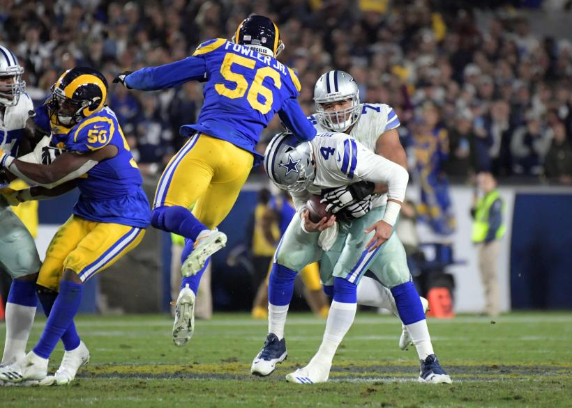 Top Free Agent Defensive End Options for the Dallas Cowboys 1
