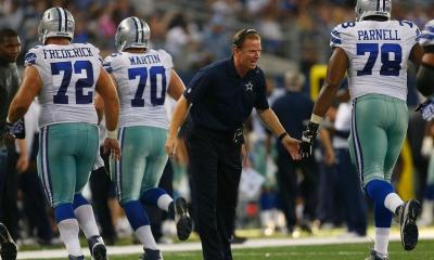 Should Cowboys Welcome Back OT Jermey Parnell for Depth?
