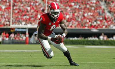 Cowboys Draft Target: Georgia Bulldogs WR Riley Ridley