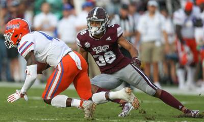 Cowboys Draft Target: Mississippi State S Johnathan Abram