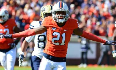 Cowboys Draft: Virginia Safety Juan Thornhill V
