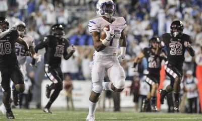 Cowboys Draft Target: Memphis RB/WR Tony Pollard