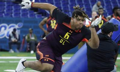Pre-Draft Visitors Highlight Dallas Cowboys 2019 Rookie Class