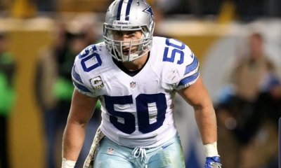 Sean Lee Switching to Strongside Linebacker is Brilliant 1