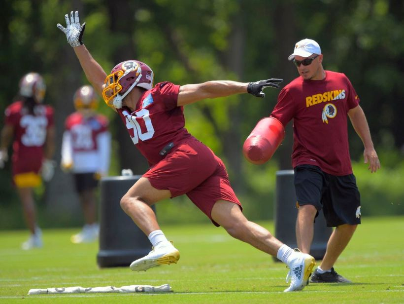 Washington Redskins, Montez Sweat