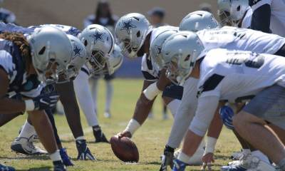 Cowboys Roster, Training Camp