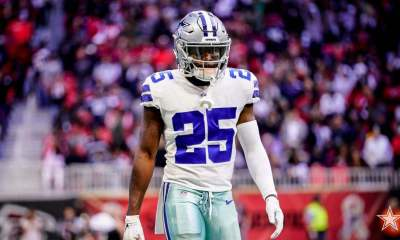 Cowboys S Xavier Woods Laying the Groundwork for Stardom