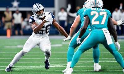 Jaylon Smith Welcomes Robert Quinn To The Cowboys Defense
