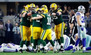 Cowboys Need to end the Packers Curse This Sunday 2