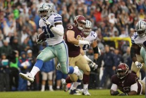 Dak Prescott, Ezekiel Elliott Have a History of Playing Well Against the Redskins 2