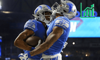 Lions Pass Catchers Will Provide Big Test for Cowboys' Defense