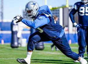 Dallas Cowboys: 5 Players to Watch vs Giants 4
