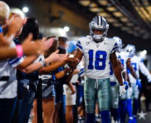 Dallas Cowboys: 5 Players to Watch vs Giants 5