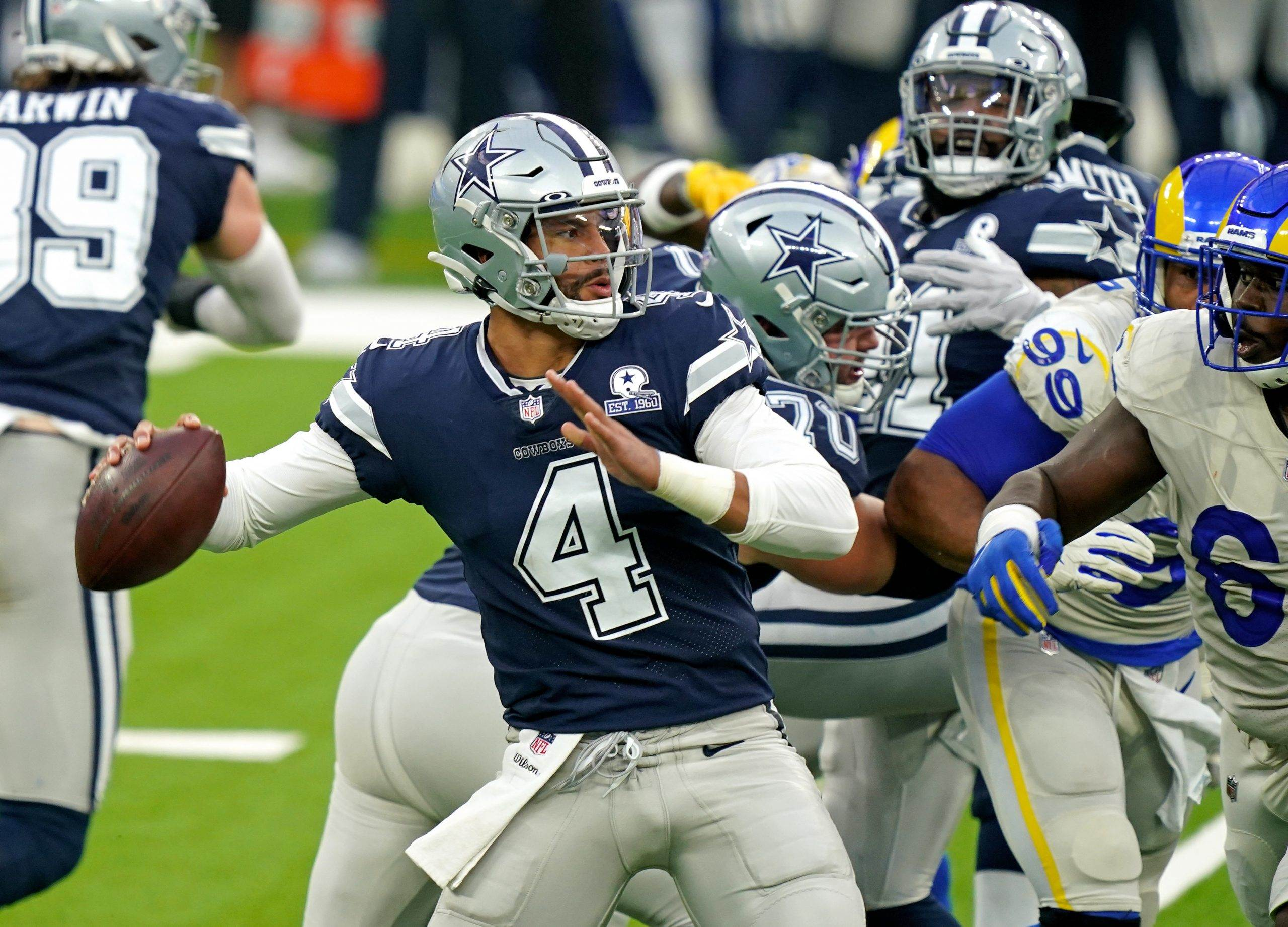 Cowboys vs. Rams final score: L.A. defense carves up ...