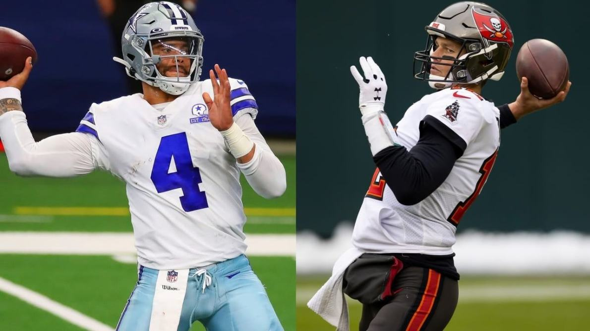 Cowboys Biggest NFC Threat to Week 1 Opponent Buccaneers, Says Former NFL  GM ✭