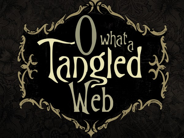 sermon-o-what-a-tangled-web