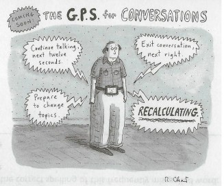 gps cartoon
