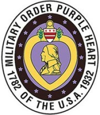 Purple Heart Crest