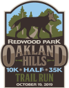 Oakland Hills Trail Run