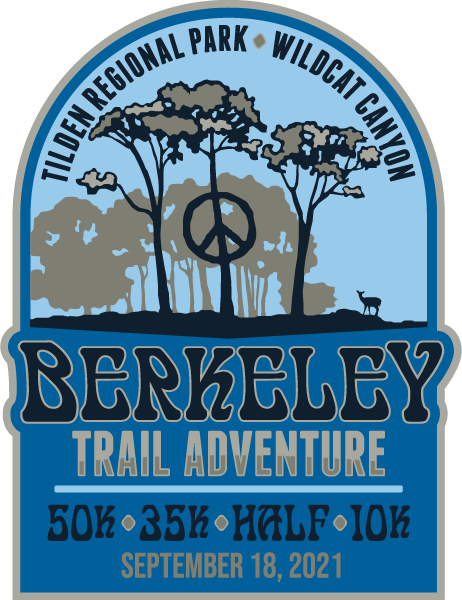 Berkeley Trail Adventure on September 18, 2021