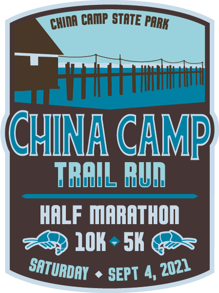 China Camp Trail Run on September 4, 2021